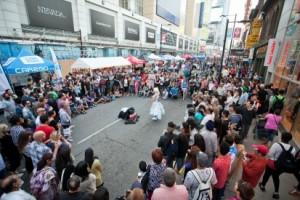 Lacey Toronto Buskerfest