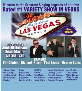 POSTER Vegas Solo 2014